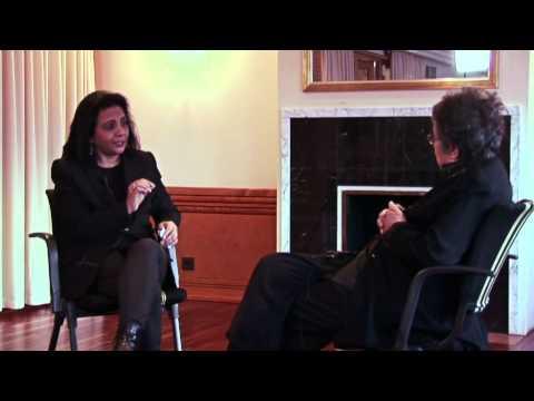 Leila Ahmad in conversation with Fakhra Salimi