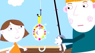 Ben and Holly's Little Kingdom | Fortunate Fishing | Kids Videos