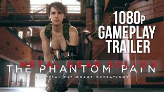 20 Minute Official Gameplay Trailer - Metal Gear Solid: The Phantom Pain - TGS 2014