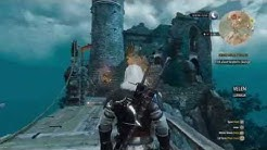 The Witcher 3: Wild Hunt Griffin gear treasure hunt lighthouse skip