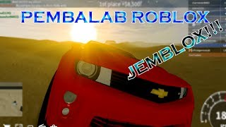 ROBLOX KOCAK WITH GAMERSEJATI, GOR CHANNEL, TAKENELZTIME, RUDY CHIANG