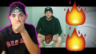 NetNobody 'DISS TRACK ED' - KSI Diss Track (Official Music Video) - REACTION