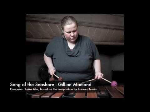 Song of the Seashore - Marimba