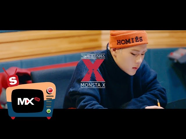 Lirik Lagu Monsta X – Lonely Christmas