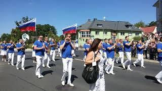 «Тагил-бэнд» на фестивале в Хебе