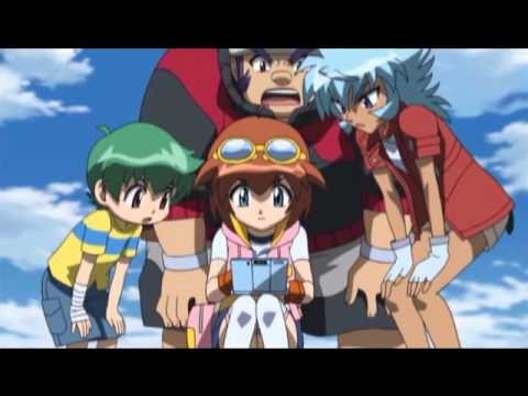 Beyblade Metal Fusion - Episode 22 Part 1/2 English Dubbed