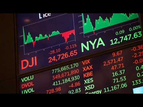 2018: Dow Jones: 27,000? NASDAQ: 8,000? (Stock Market Forecast)