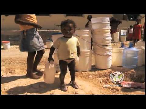 UN Talks Progress on Haiti Development