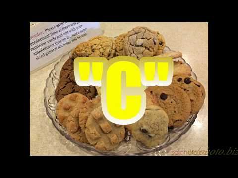 """Karaoke-""""C"""" is for Cookie (originally by """"Cookie Monster"""") by Crazy lil' Sal"""