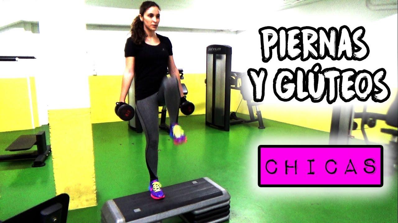 rutina de ejercicios semanal para mujeres para aumentar masa muscular