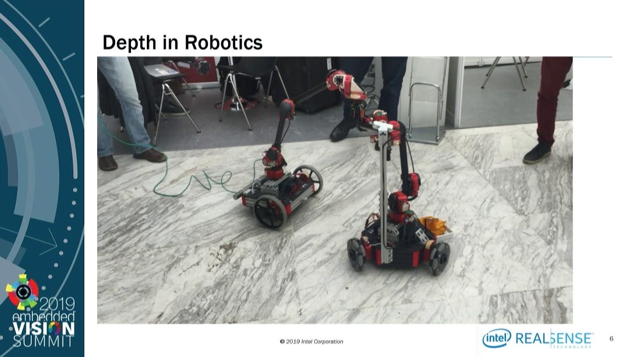Applied Depth Sensing with Intel RealSense,