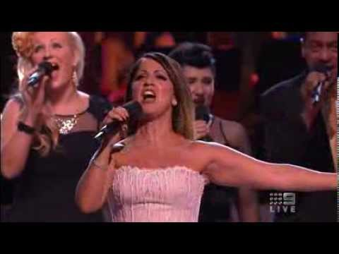 Silvie Paladino - It Is Well With My Soul - Carols by Candlelight 2013