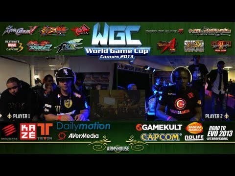 domtoms vs France  KOFXIII World Game Cup