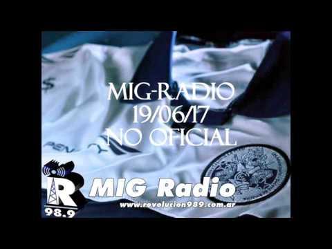 MIG-Radio 19/06/17 Entrevista Alberto Raimundi - Gabriel  Pelegrino.
