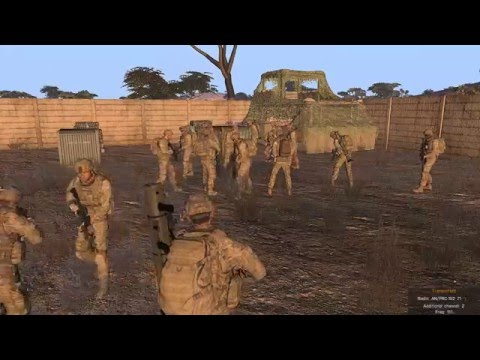 ArmA 3 - Havoc 1-1 and 1-4 joint Squad Mission