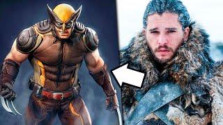 ¡CONFIRMADO! Eternals Black Knight interpretado por Kit Harrington / Marvel Studios D23