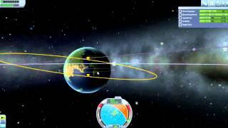 Kerbal space program | Cesta okolo sveta | S02E02 | Cesta na Mun Thumbnail