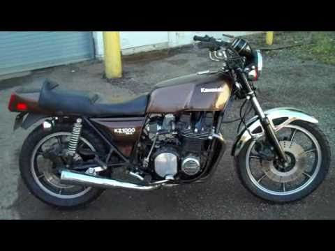 1980 Kawasaki KZ1000 MK II - WANTED TO BUY