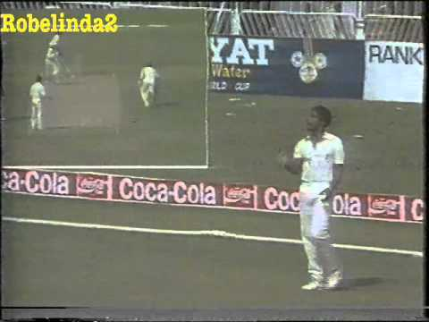 1987 World Cup Pakistan vs West Indies MATCH 9