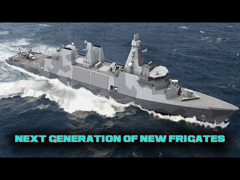 British Babcock New Frigate Warship for Hellenic Navy