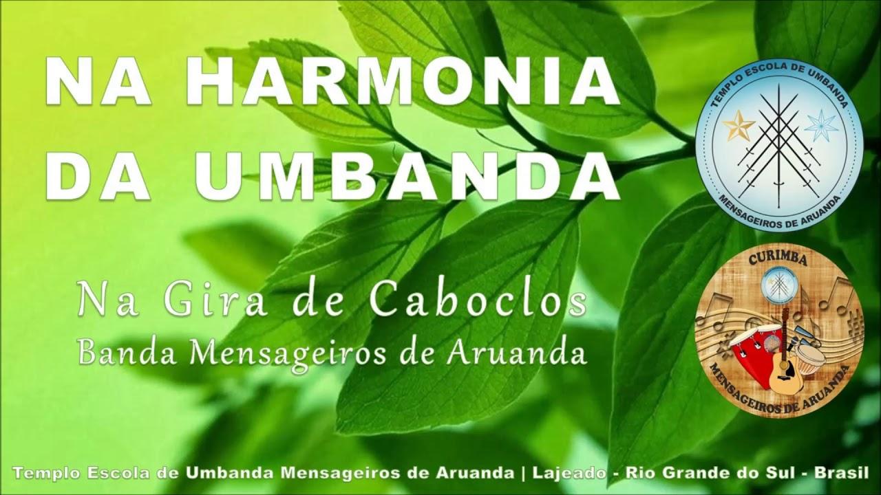 Na Harmonia da Umbanda 3 - Na gira de Caboclos (Banda Mensageiros de Aruanda)