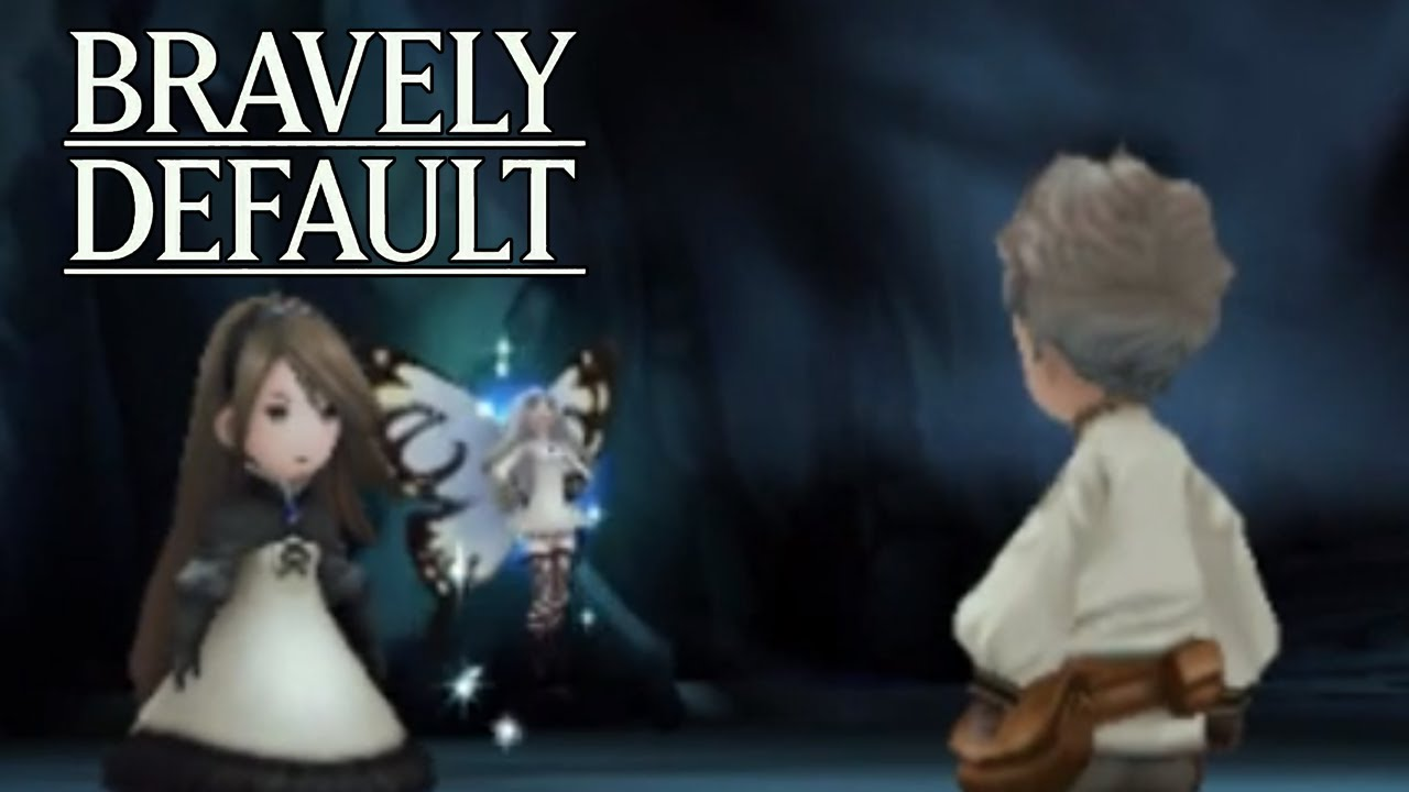 bravely default airy wings 4 - photo #27