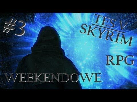 Weekendowe RPG - TES V Skyrim #3 - Tajemniczy Relikt z Midden