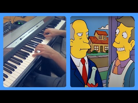 Steamed Hams But It's A Piano Cover