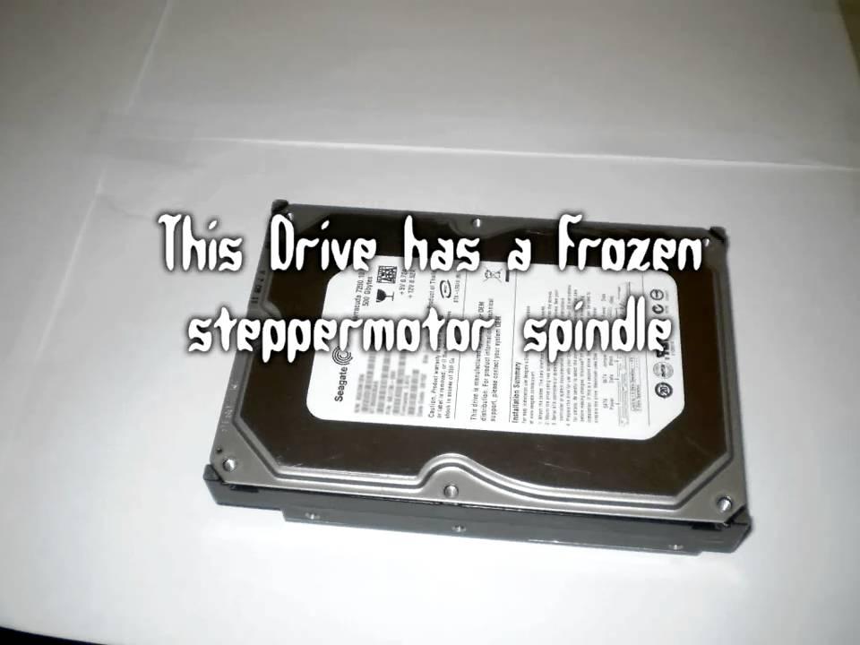 how to repair hard drive not detected