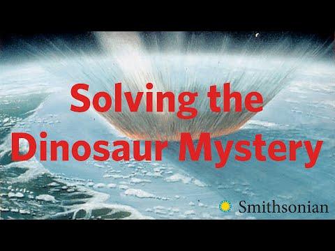 Solving the Dinosaur Mystery with Kirk Johnson