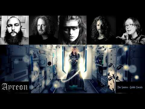 02. Ayreon  - Sea Of Machines ('The Source' album demo with guide vocals)