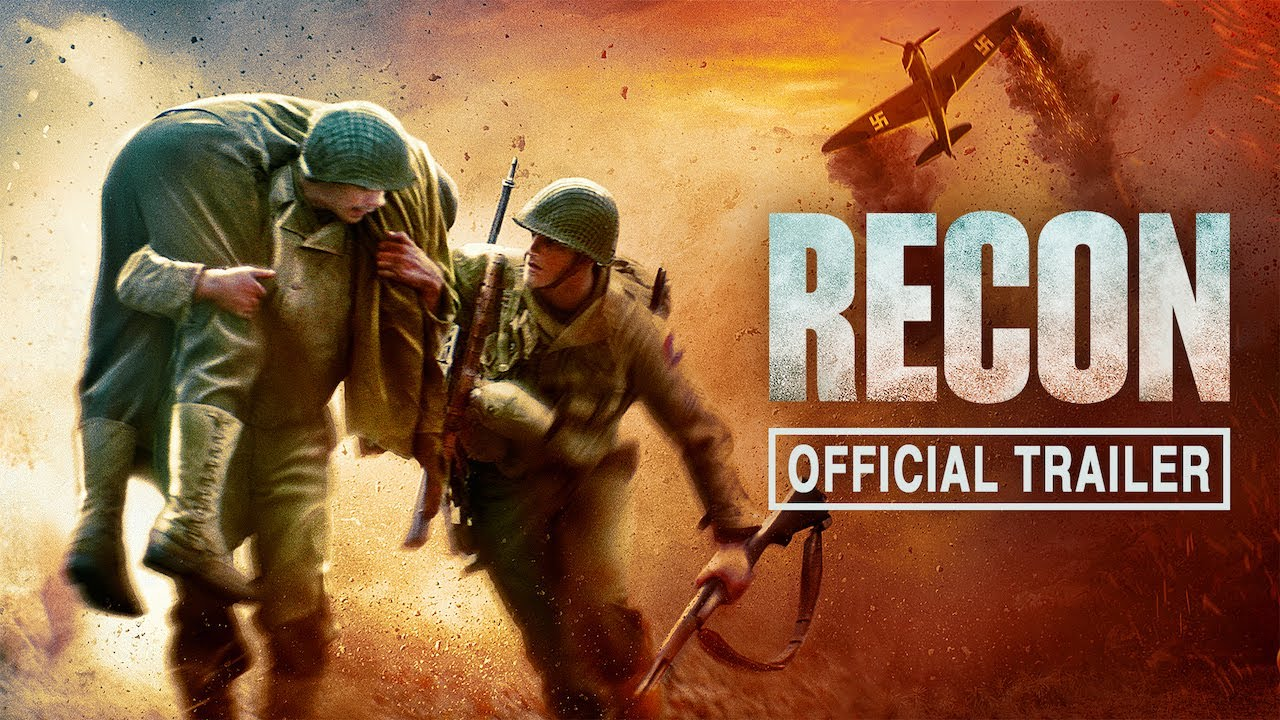RECON (2020) Official Trailer