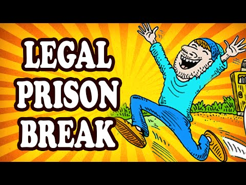 Top 10 Crazy Ways to Legally Get out of Prison — TopTenzNet