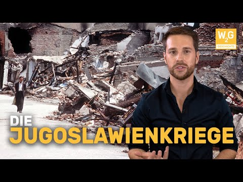 Jugoslawienkriege: Konflikte ohne