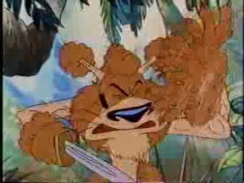 Disney's Marsupilami - Mar Sup Du Jour