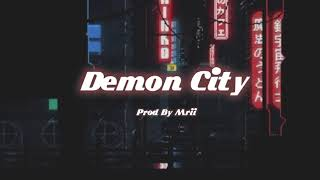 Lofi Jazz Beat / Study / Relaxing Music - Demon City (Prod. By Mrii)