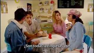 西班牙語影集Extr@ Spanish: Tiempo de vacaciones (11/13) 字幕 - 比恩語文