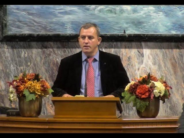Mesaj Petrica Kalberer (RO) - Alleluia Church, Dearborn MI, Nov. 11, 2018