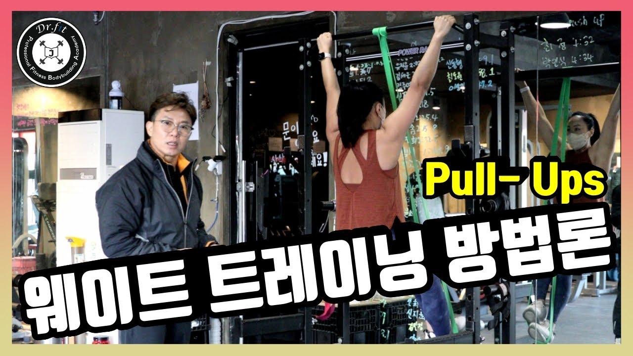 Chapter 3-5. 웨이트 트레이닝 방법론(feat. 풀업)