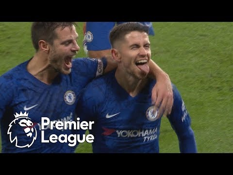 Jorginho scores penalty to give Chelsea the lead against Arsenal | Premier League | NBC Sports