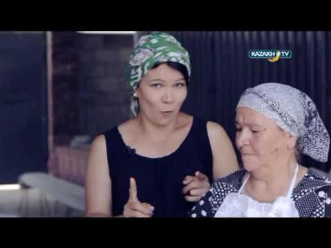 """Kazakhstan:recipe for friendship"" #14 (24.08.2016) - Kazakh TV - eng"