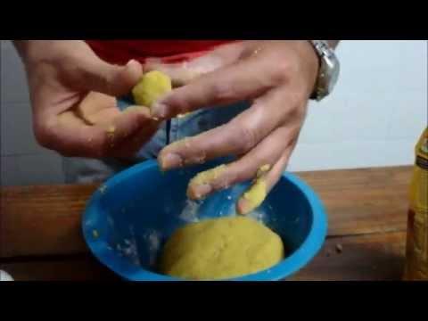 Como hacer masa para pescar carpas