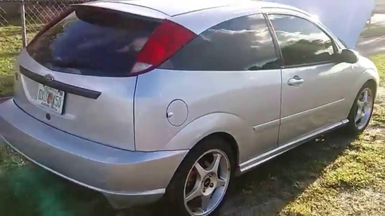 2002 ford focus svt for sale