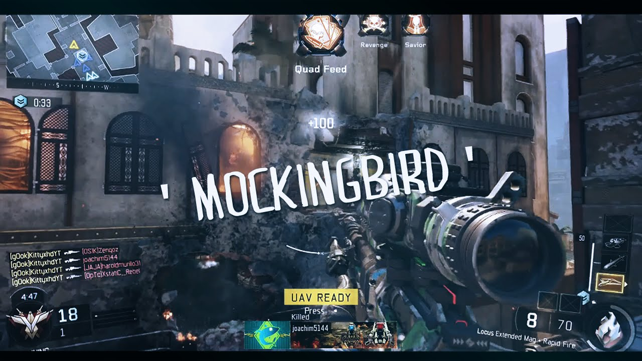 FaZe Kitty - ' Mockingbird '