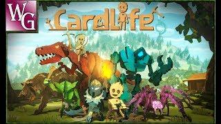 По списку №83 CardLife: Science Fantasy Survival - кругом картон