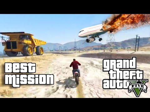 Gta 5 one of the best mission ever!!!!