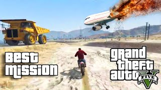 Download Gta 5 one of the best mission ever!!!! Mp3 and Videos