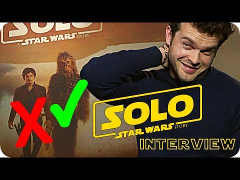 How Well Do You Know Han? Solo Alden Ehrenreich