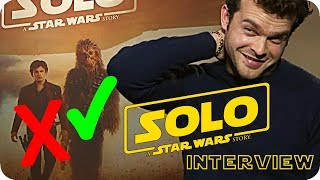 How Well Do You Know Han? Solo Alden Ehrenreich Interview