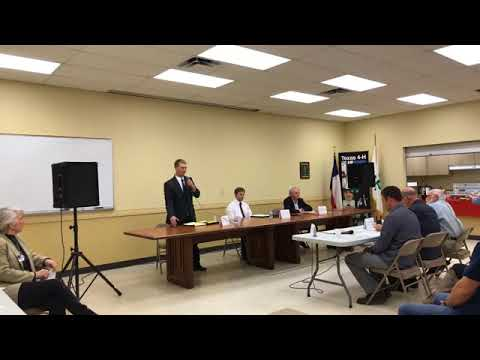 Candidate Forum for Fayette County Pct. 1 Justice of the Peace